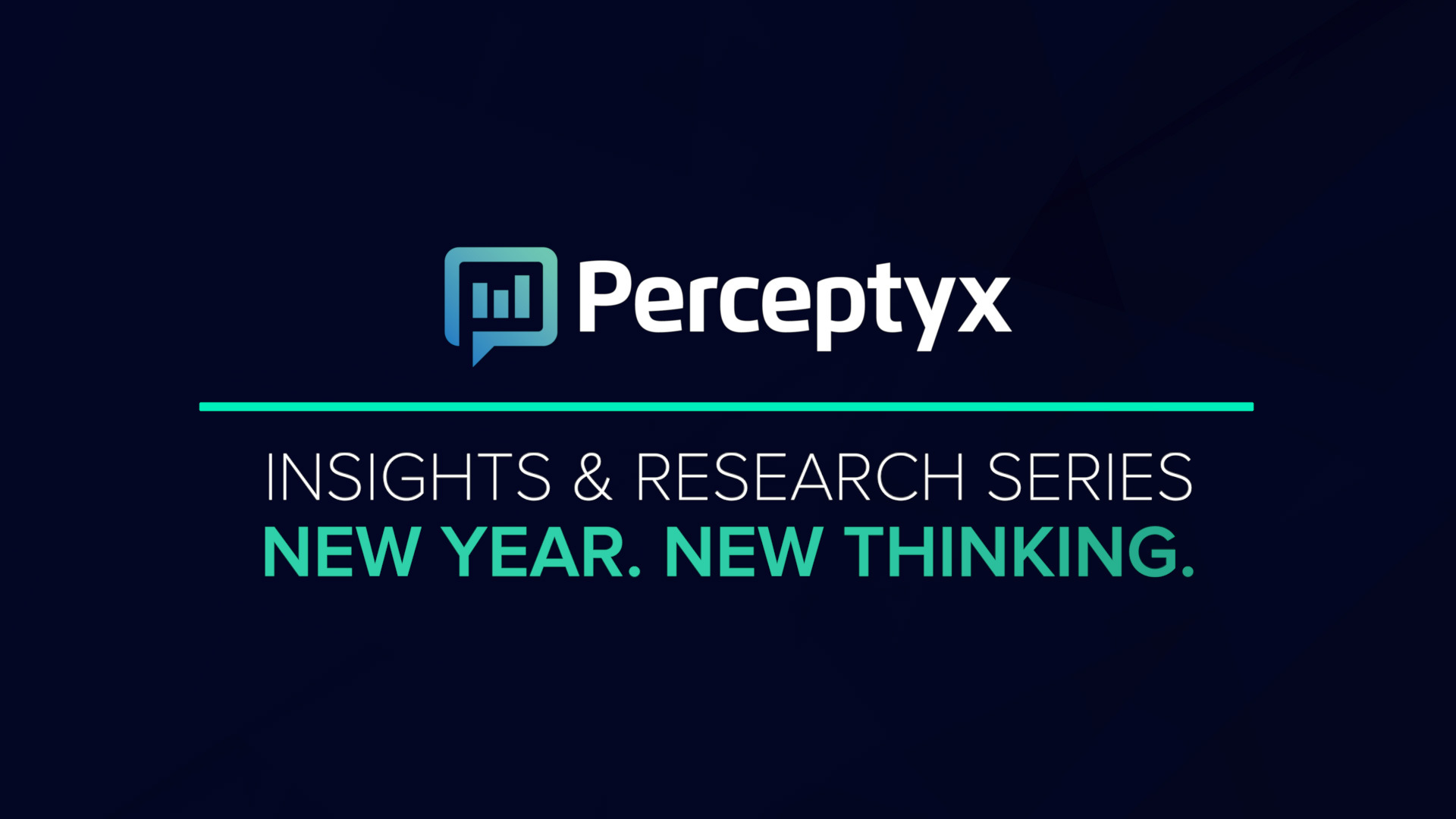 Insights Discussion: New Year. New Thinking. [RECAP]